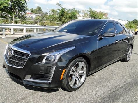 2014 Cadillac Cts For Sale by Loaded 2014 Cadillac Cts 3 6l Turbo Vsport Premium