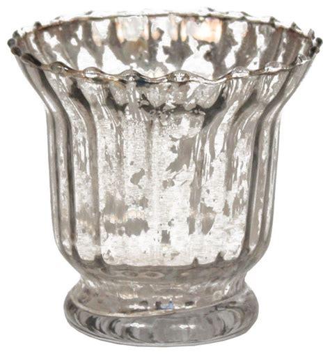 cheap mercury glass vases mercury glass vase traditional vases by abc carpet home