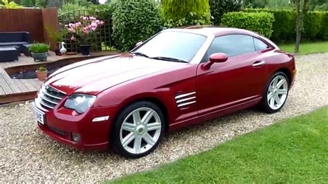 2004 Chrysler Crossfire Review by Review Of 2004 Chrysler Crossfire 3 2 Coupe For Sale