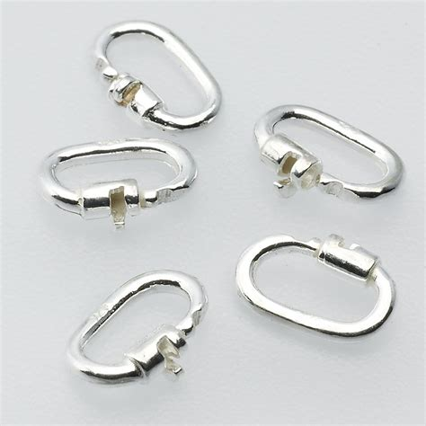 what is a jump ring in jewelry sterling silver 4 6 x 1 8mm link lock jump ring