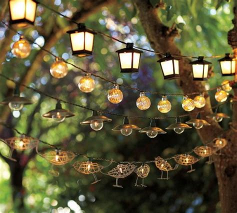 outdoor patio string lights 9 enchanting outdoor lighting ideas for your home