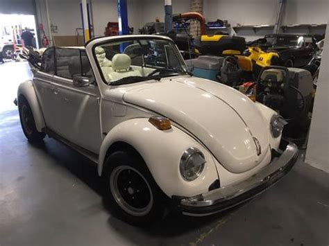 Used Volkswagen Bug For Sale by Volkswagen Beetle Convertible For Sale Carsforsale 174
