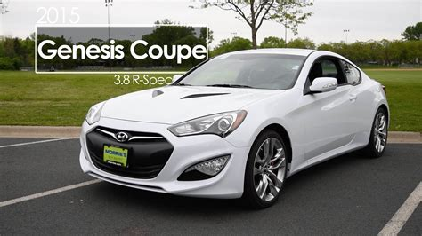 Hyundai Genesis Coupe Reviews by 2015 Hyundai Genesis Coupe Review 3 8 R Spec Test