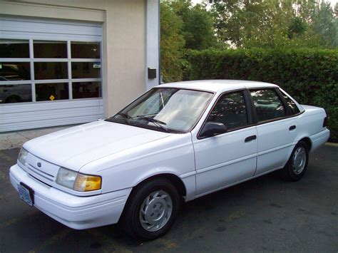 1993 ford tempo overview cars com 1993 ford tempo pictures information and specs auto database com