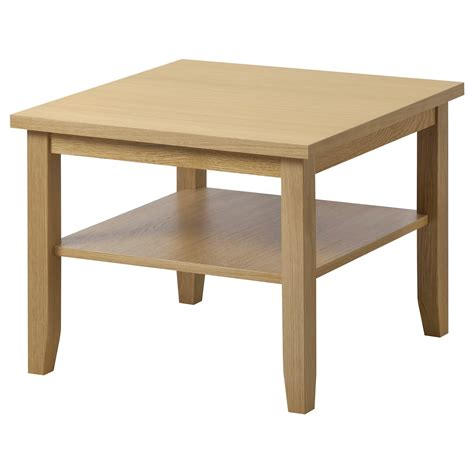 how are coffee tables skoghall coffee table oak 55x55 cm ikea