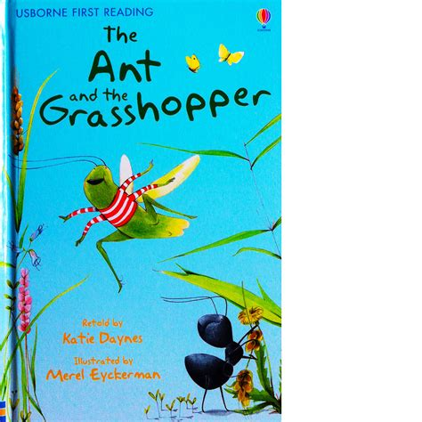 the ant and the grasshopper picture book the ant and the grasshopper book club