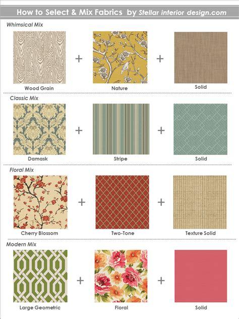 fabrics and home interiors how to mix fabric patterns stellar interior design