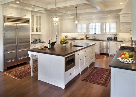 kitchen islands houzz is the island countertop also soapstone or is it a wood countertop