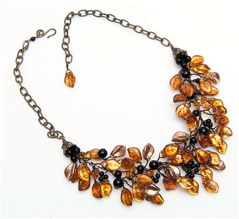 black beaded statement necklace gold and black statement necklace gold beaded necklace gold