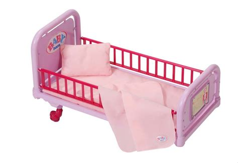 bed toys baby born hospital bed images