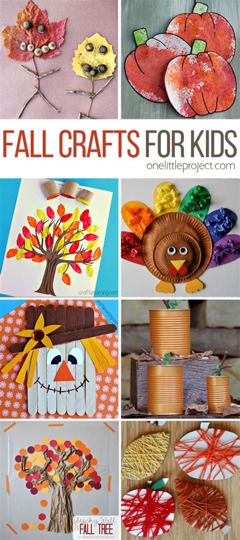 fall craft project 48 awesome fall crafts for