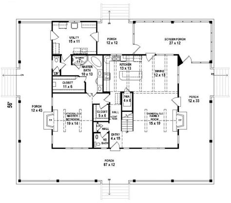 one story floor plans with wrap around porch 653684 3 bedroom 2 5 bath southern house plan with wrap
