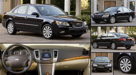 2009 Hyundai Sonata Specs by Hyundai Sonata 2009 Pictures Information Specs