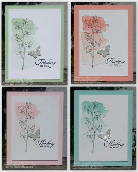 how to make watercolor cards easy watercolor card