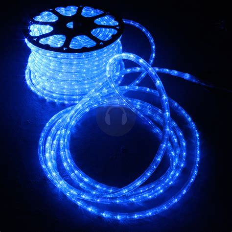 outdoor led rope lights mega bright 157ft led rope light home outdoor