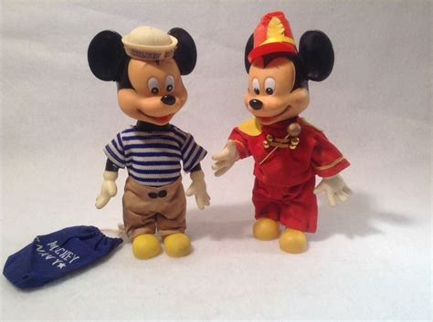 mickey mouse rubber sts 1000 images about mickey mouse collectibles on