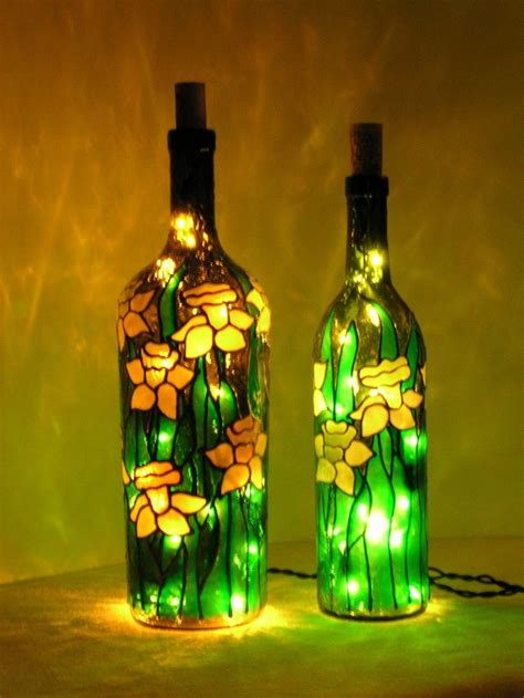 glass bottle crafts for 1000 ideas about glass bottles on glass