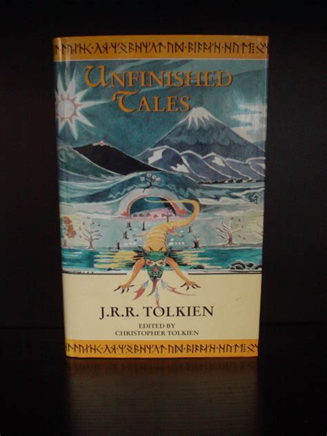 pictures by jrr tolkien book j r r tolkien quot unfinished tales quot paperback at poundland