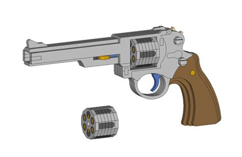 laser rubber st 44 magnum smith wesson rubberband gun rubberband