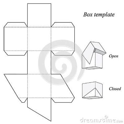origami boxes with lids templates best 25 paper box template ideas on