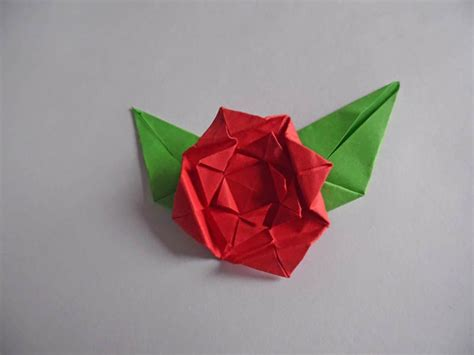 origami roses easy for an easy origami