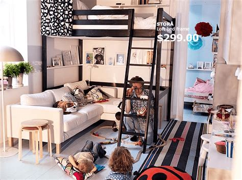 ikea small space living 必見 ikeaのインテリアデザイナーが教える狭い部屋の活用テクニック ikea small spaces