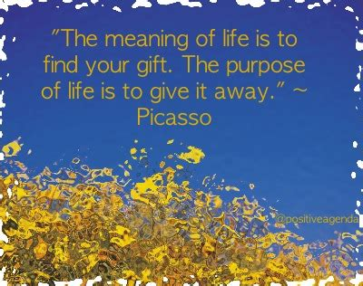 find the gift purpose and meaning quotes like success