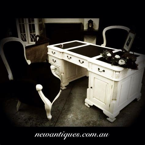 antique white office desk antique white partner desk 180cm traditional home