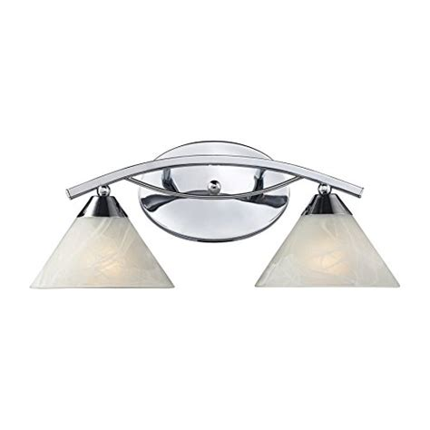 2 light bathroom fixture elk lighting 17021 2 elysburg 2 light contemporary