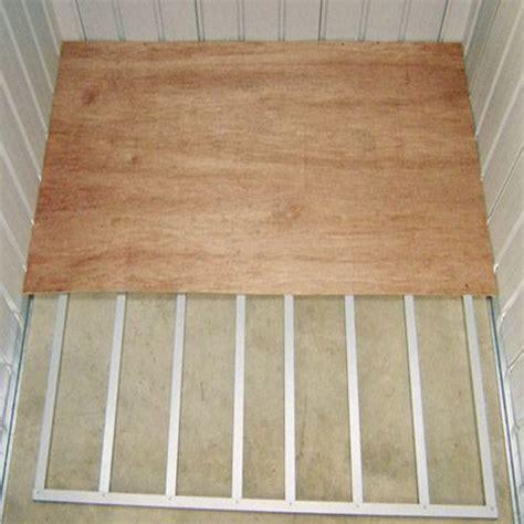 kit plancher pour abris yardmaster 4 20m 178