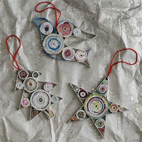 paper ornament crafts a few favorite paper ornaments