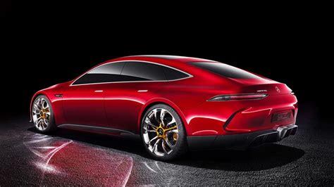Mercedes Car by Mercedes Amg Reveals Gt Sedan Concept Cars Co Za