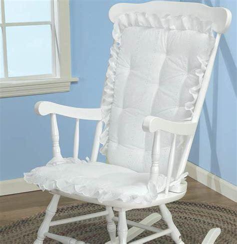 rocking chair cushion nursery new rocking chair cushions highlighted by