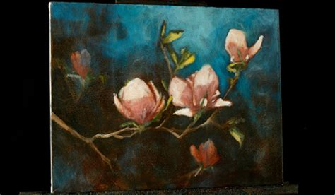acrylic painting classes jacksonville fl impressionist magnolia an acrylic painting lesson tim