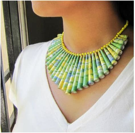 make paper jewelry recycled paper jewelry by hippie kingdom the beading gem
