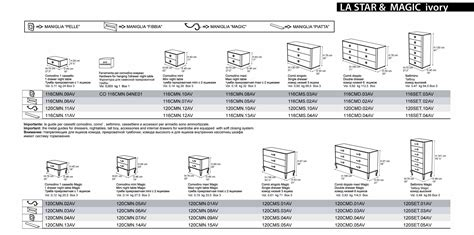bedroom furniture dimensions 30 la beige comp 3 w plano bed camelgroup italy