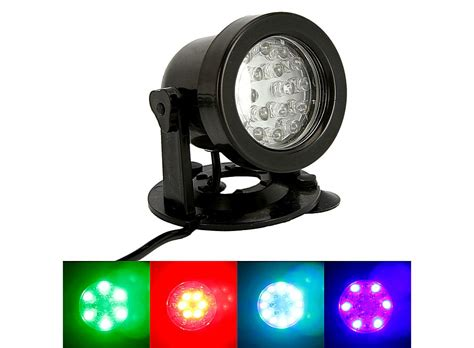 Led Fountain Lights by Led Underwater Aquarium Diving Pond Pool Fountain Light 18