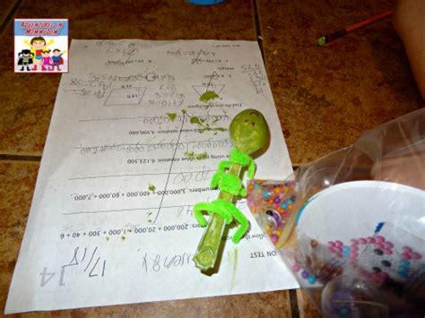 baptist craft for the baptist lesson