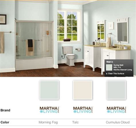 home depot paint color visualizer martha stewart and home depot visualizer are a match