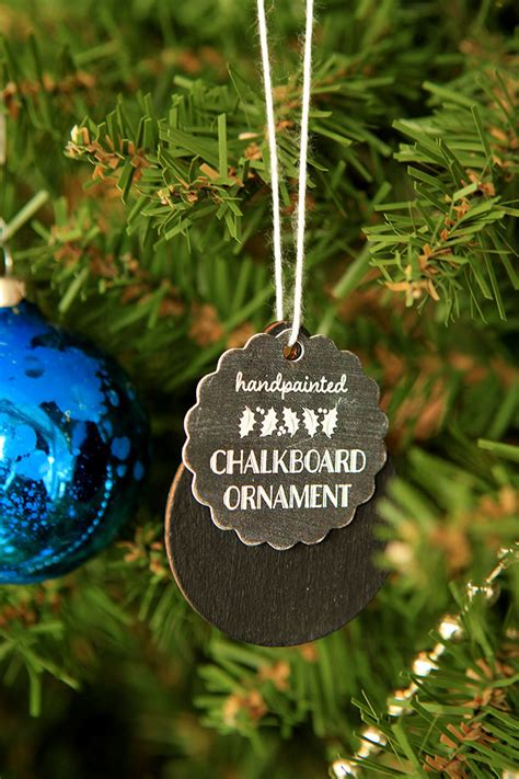 diy chalkboard ornaments gift diy chalkboard ornaments gift favor
