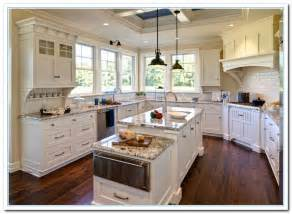 white cabinet kitchens with granite countertops white kitchen cabinets and granite quicua