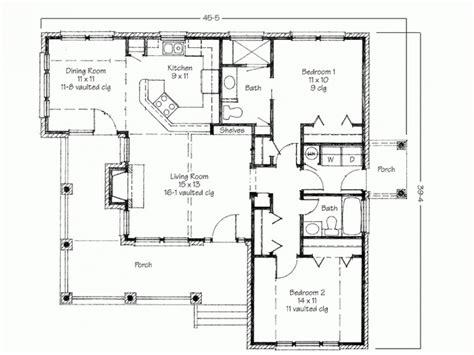 simple floor plans two bedroom house simple floor plans house plans 2 bedroom