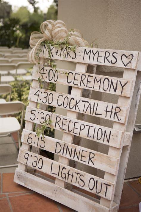 diy signs for wedding reception reception decoration
