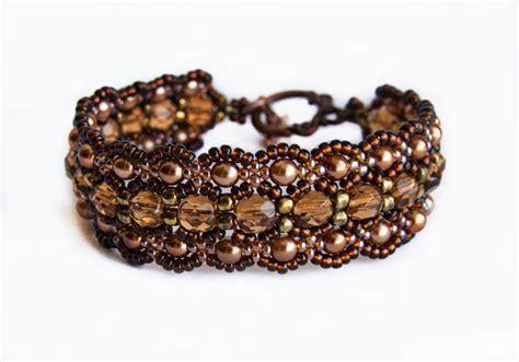 patterns for seed bead bracelets free beaded pattern for bracelet honey magic