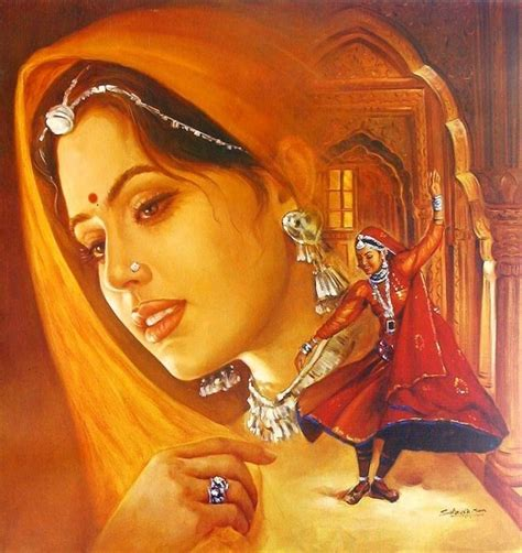 indian painting photo indian painting indian gifts portal on rediff pages