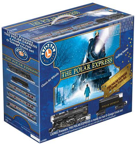 the pole express set lionel polar express set shespeaks reviews