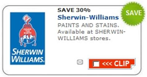 sherwin williams store coupons new sherwin williams lowe s printable coupons