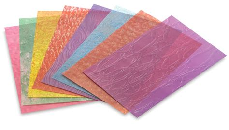 paper glass craft roylco frosted glass craft paper blick materials