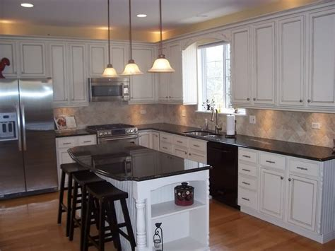 painting oak kitchen cabinets white painted white oak kitchen cabinets info home and