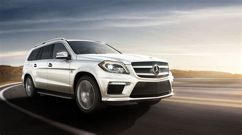 Mercedes Of Colorado Springs by New Mercedes Gl Class Suv Mercedes Of Colorado